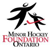 Logo for Minor Hockey Foundation of Ontario Financial Subsidy Program