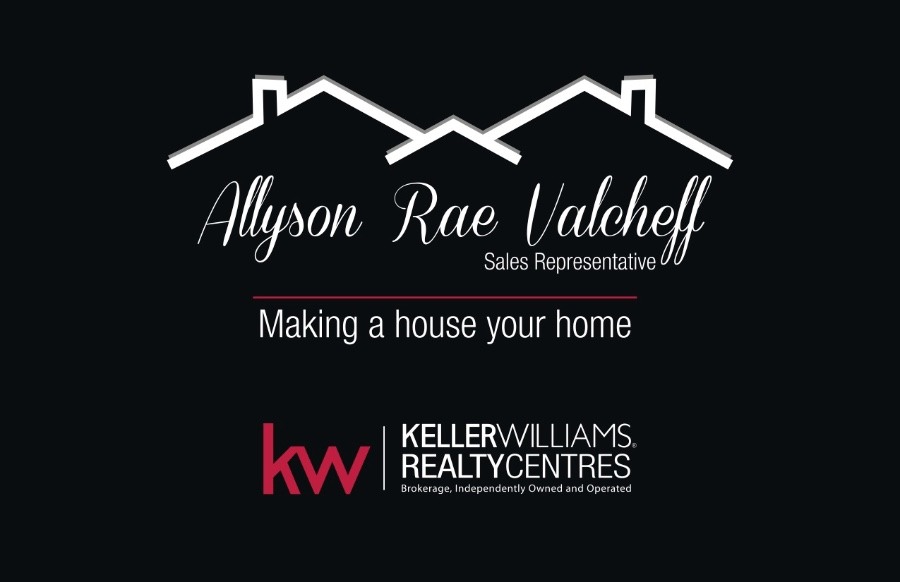 Allyson Rae Valcheff - Keller Williams Realty Centres