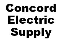Team Sponsor - Concord Electric Supply