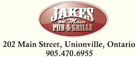 Team Sponsor - Jakes on Main