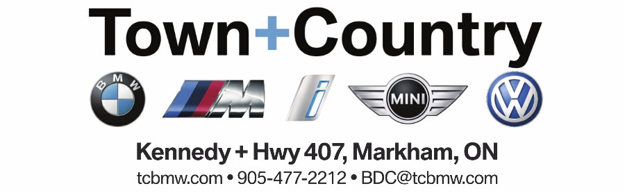 Team Sponsor - Town & Country BMW