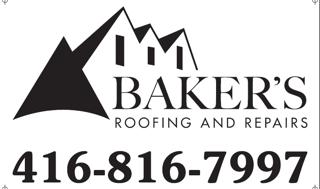 Baker's Roofing